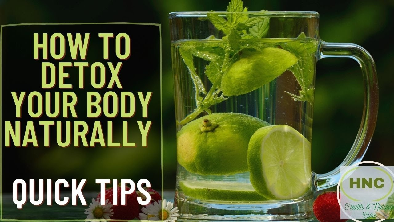 Why Detoxing is Must for Your Body?