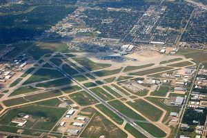 hobby airport parking